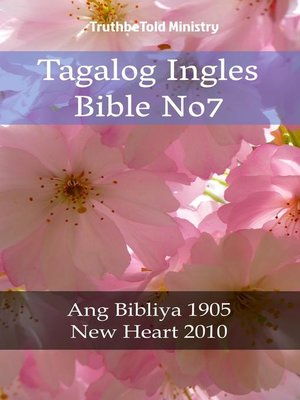 cover image of Tagalog Ingles Bible No7
