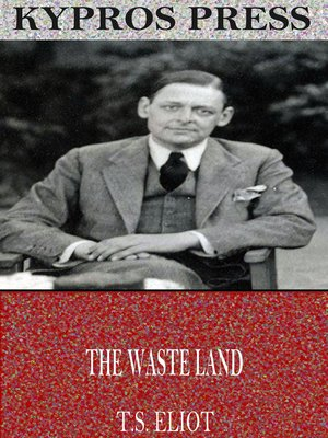 cover image of The Waste Land