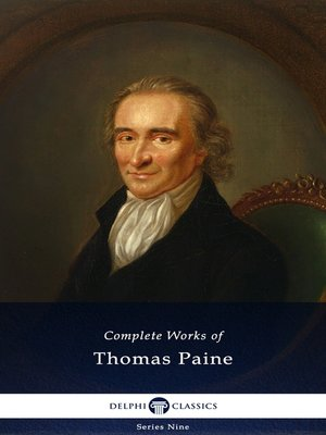 cover image of Delphi Complete Works of Thomas Paine (Illustrated)