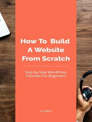 cover image of Build Your First WordPress Website Without Tears