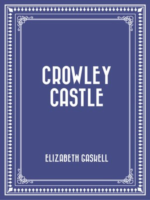cover image of Crowley Castle