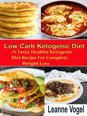 cover image of Low Carb Ketogenic diet Recipe