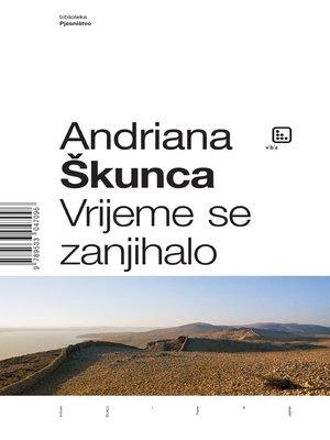 cover image of Vrijeme se zanjihalo