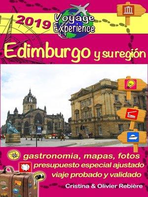cover image of eGuía Viaje: Edimburgo y su región