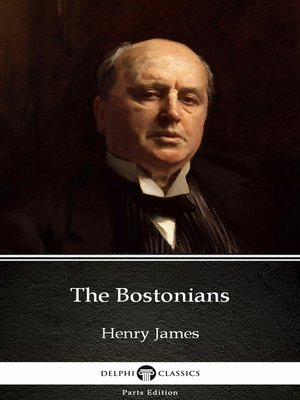 cover image of The Bostonians by Henry James