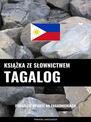 cover image of Książka ze słownictwem tagalog
