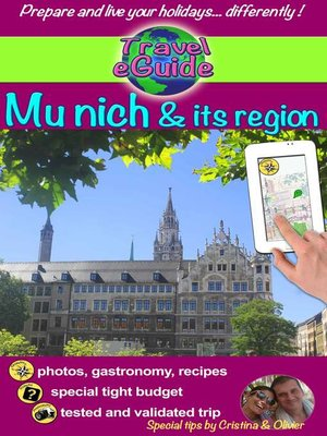 cover image of Travel eGuide: Munich and its Region
