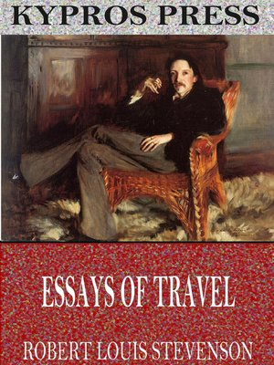 cover image of Essays of Travel