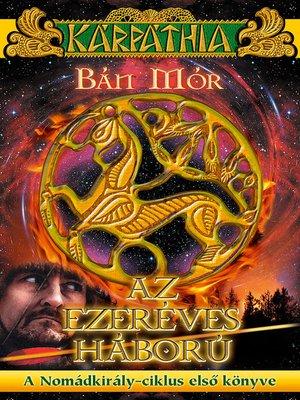 cover image of Az ezeréves háború