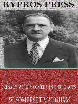 cover image of Caesar's Wife