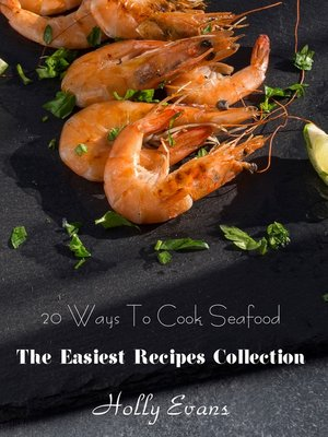 cover image of 20 Ways To Cook Seafood