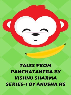 cover image of Tales from Panchatantra by Vishnu Sharma series -1