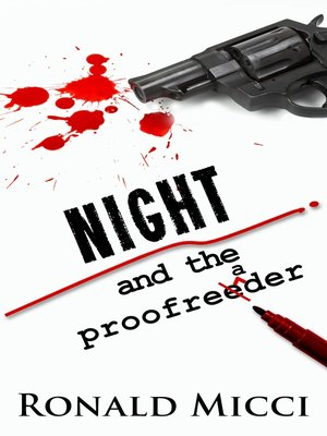 cover image of Night and the Proofreader