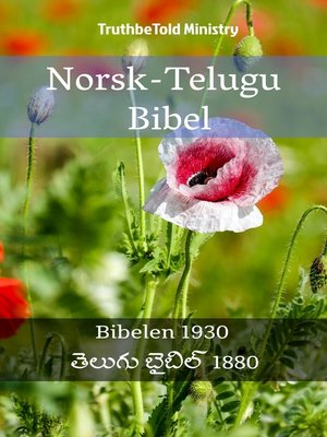 cover image of Norsk-Telugu Bibel