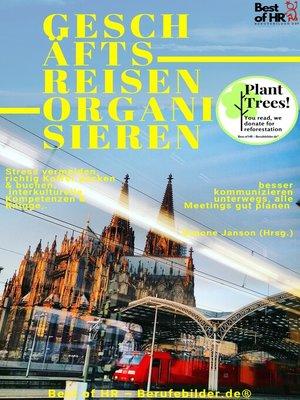 cover image of Geschäftsreisen organisieren