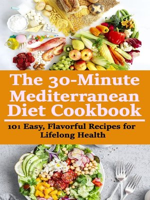 cover image of The 30-minute Mediterranean Diet Cookbook