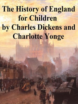 cover image of History of England for Children