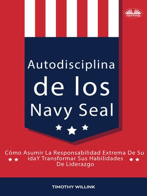 cover image of Autodisciplina De Los Navy Seal