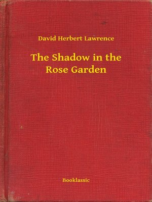 cover image of The Shadow in the Rose Garden