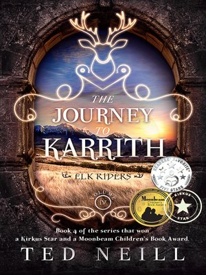 cover image of The Journey to Karrith