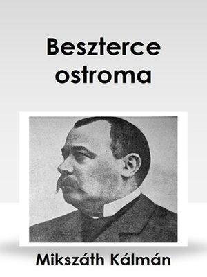 cover image of Beszterce ostroma