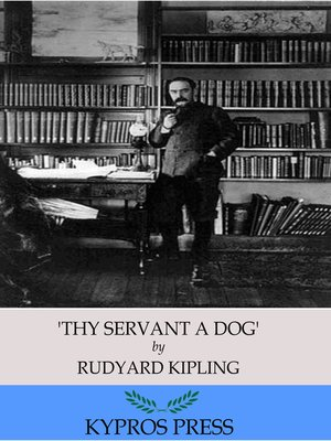 cover image of 'Thy Servant a Dog'