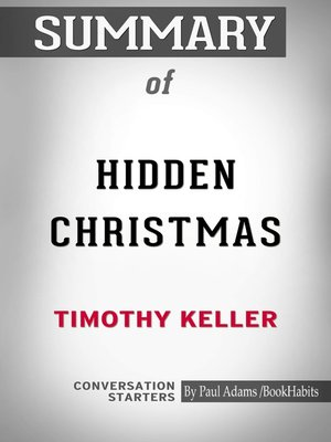 cover image of Summary of Hidden Christmas: The Surprising Truth Behind the Birth of Christ