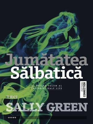 cover image of Jumătatea sălbatică