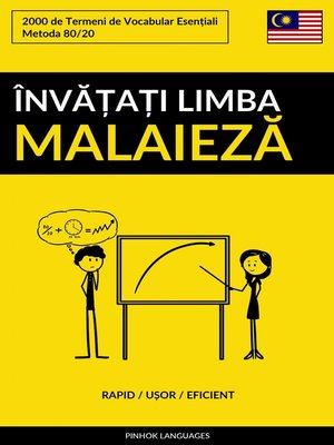 cover image of Învățați Limba Malaieză--Rapid / Ușor / Eficient