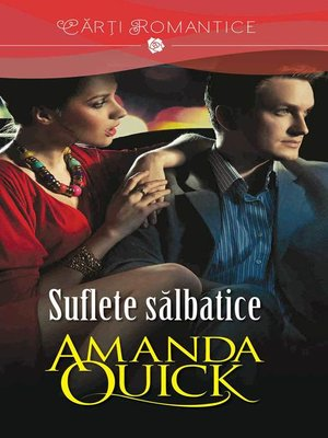 cover image of Suflete sălbatice