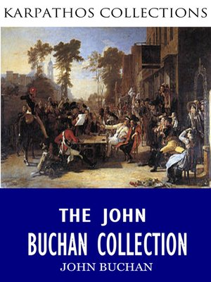 cover image of The John Buchan Collection