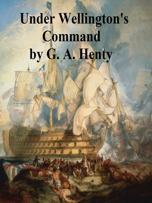 cover image of Under Wellington's Command