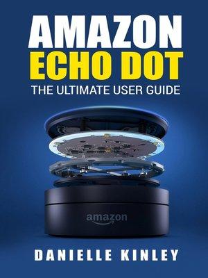cover image of Amazon Echo Dot