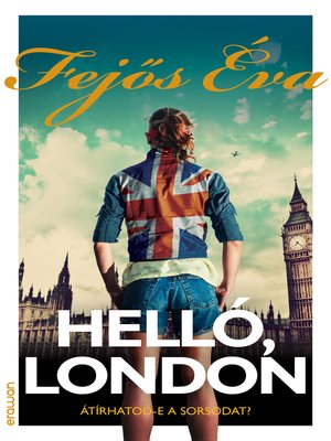 cover image of Helló, London