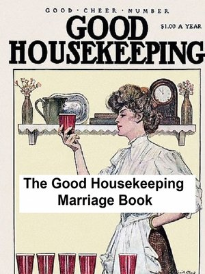 cover image of The Good Housekeeping Marriage Book