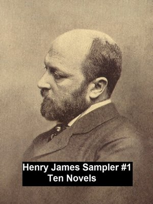 cover image of Henry James Sampler #1