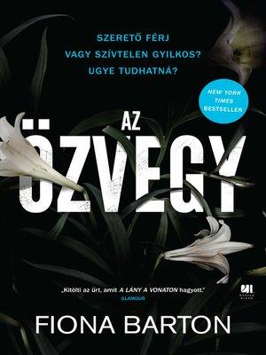 cover image of Az özvegy