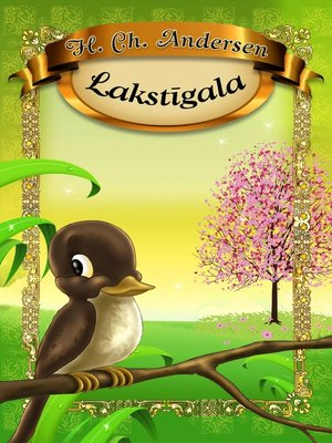 cover image of Lakstīgala
