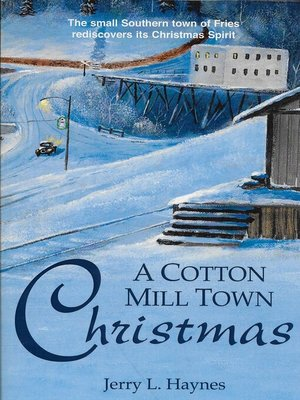 cover image of A Cotton Mill Town Christmas