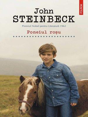 cover image of Poneiul roșu