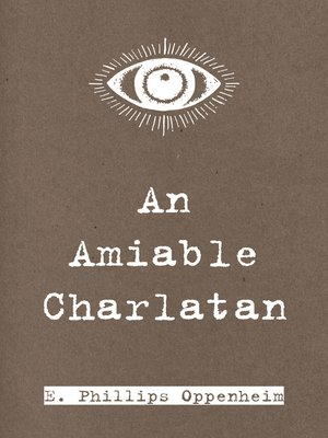 cover image of An Amiable Charlatan