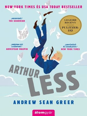 cover image of Arthur Less
