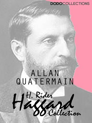 cover image of Allan Quatermain