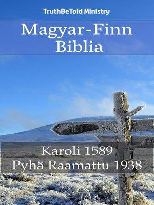 cover image of Magyar-Finn Biblia