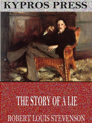 cover image of The Story of a Lie