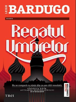 cover image of Regatul umbrelor