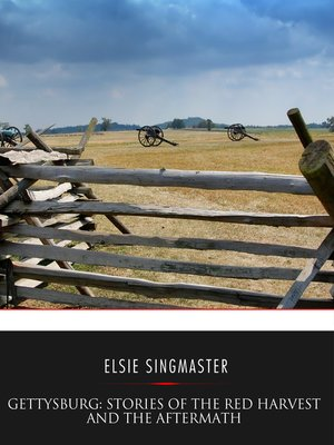 cover image of Gettysburg: Stories of the Red Harvest and the Aftermath