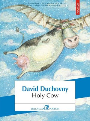 cover image of Holy Cow