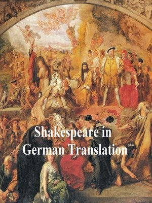 cover image of Shakespeare in German Translation