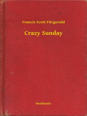 cover image of Crazy Sunday